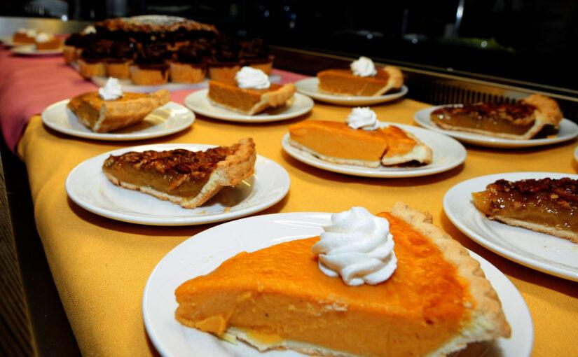 Thanksgiving Eve Service, Nov. 27