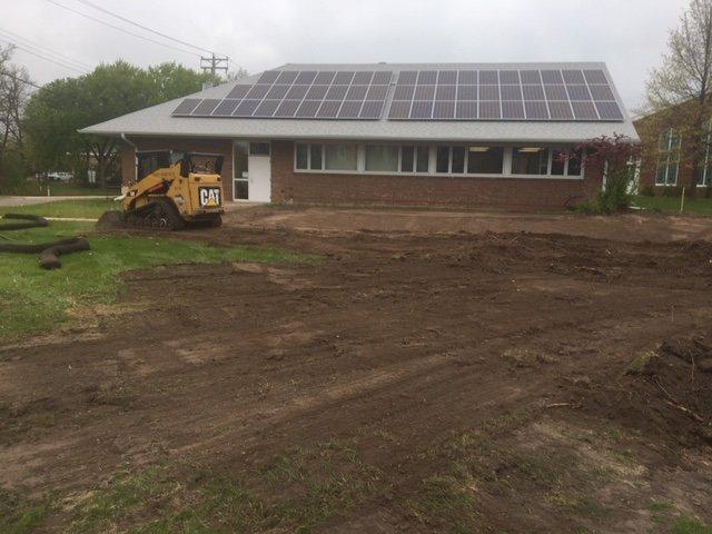 Solar Production at Oak Grove