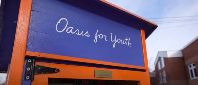 Oasis for Youth 2020