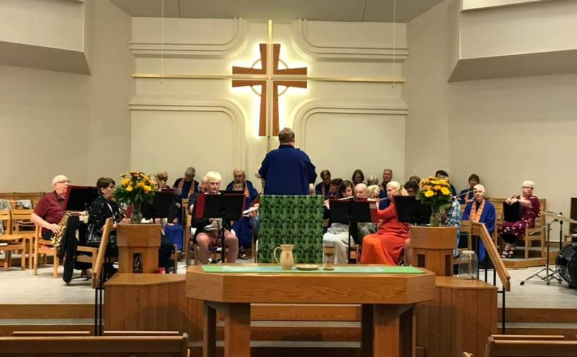 Chancel Flowers Sign-up 2021