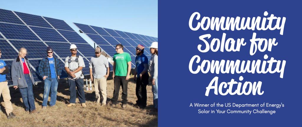 Community Solar for Community Action