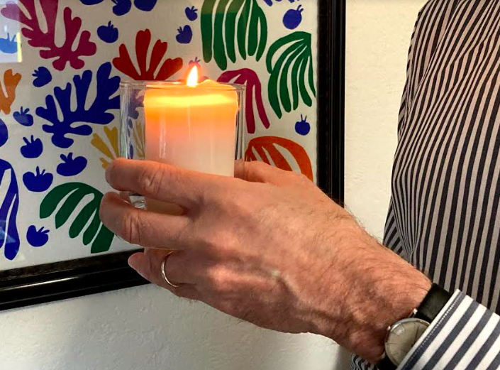 candle by matisse