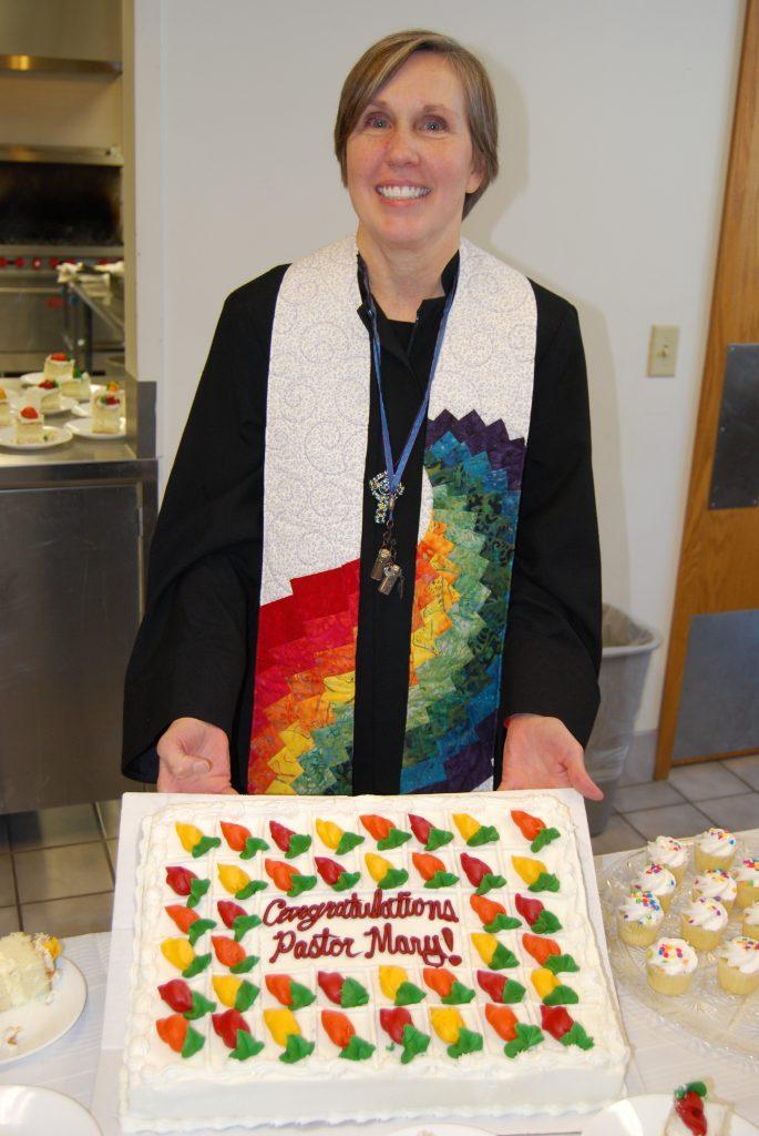 Pastor Mary Koon